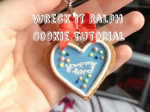 You're My Hero Cookie Tutorial ~Wreck It Ralph~