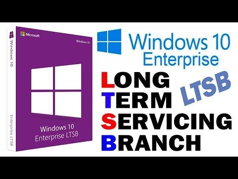 Установка Windows 10 Enterprise LTSB на современный компьютер