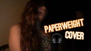 Paperweight Cover by Joshua Radin | Ashley Marquez