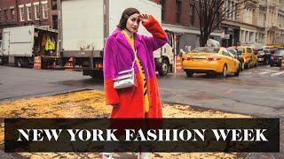 New York Fashion Week | Laureen Uy