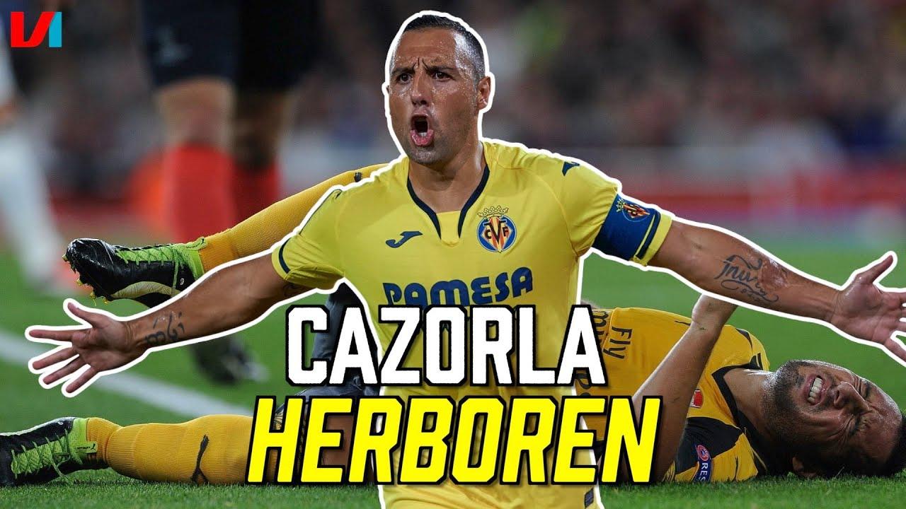 Het Wonder van Santi Cazorla: Van Nooit Meer Kunnen Lopen Naar Uitblinken In La Liga