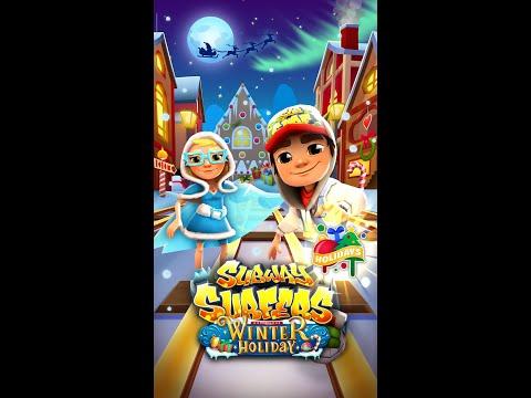 Subway Surf мультики про игры мультфильмы для детей ИГРУЛИ ТВ игры для детей