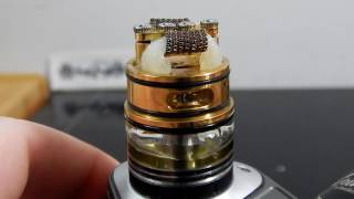 azeroth RDTA - By Official Coil Art - VaperSTUFF Indonesia