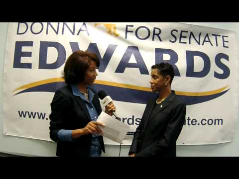 Rep. Donna Edwards, Maryland