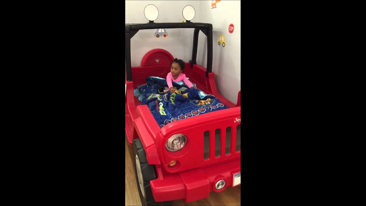 Gigi And The Jeep Bed Youtube