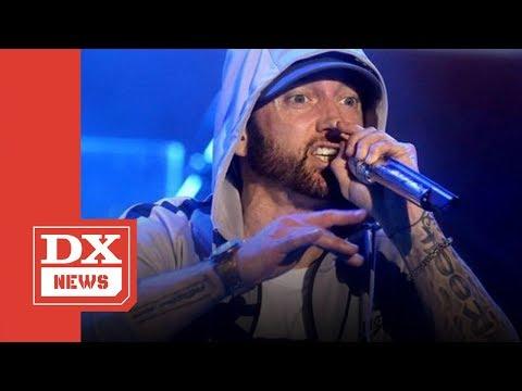 "Eminem's Manager Responds To ""Gunshot"" Sound Effect Backlash Following Bonnaroo Show"