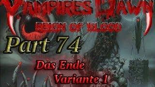 Let's Play - Vampires Dawn - Part 74 - Das Ende Variante 1