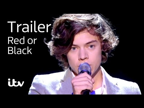 Red Or Black | One Direction Perform 'What Makes You Beautiful' | ITV