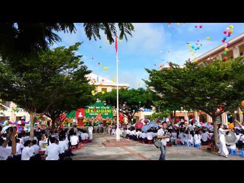 Khai Giảng trường THPT Vũng Tàu, Năm học 2014-2015