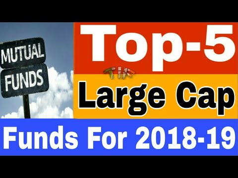 Top 5 Equity LARGE CAP mutual funds to invest in 2018-19 - Best Large Cap Funds