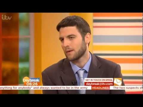 Alexander Meleagrou-Hitchens on ITV Daybreak (1)
