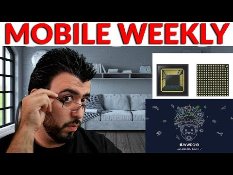 Mobile Weekly Live Ep247 - Galaxy Note 10 64MP Camera, HTC Ends Sales, One Plus 7 Pro Release Date