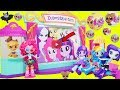 L.O.L. Surprise! Dolls My Little Pony Equestria Girls Theater Slumber Party Sisters slenderina!