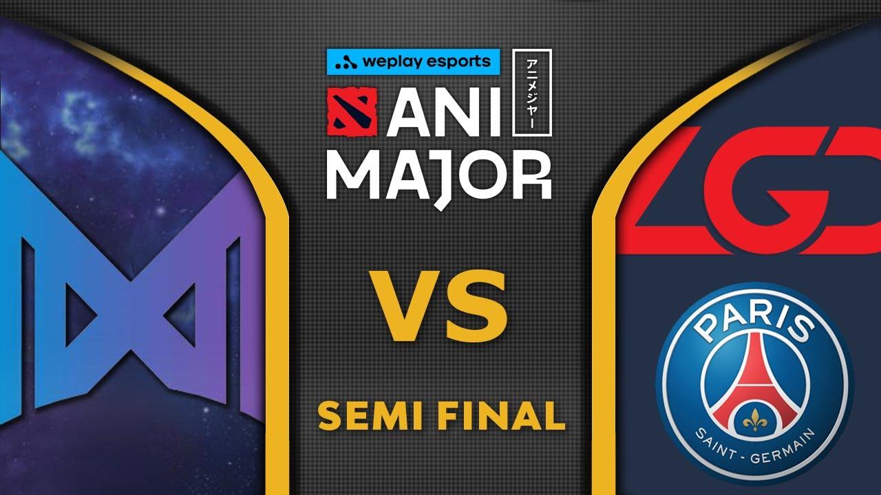 Nigma Vs Psg Lgd Super Semi Final Animajor 2021 Weplay Dota 2 Highlights Youtube
