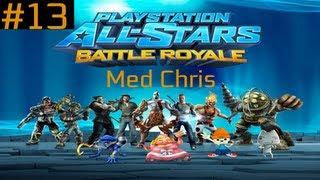 PlayStation All-Stars Battle Royale Multiplayer Gameplay Episode 13: En Simpel Slagmark