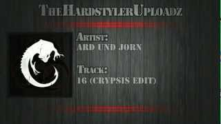 Ard und Jorn - 16 (Crypsis Edit) (HD / HQ | Qlimax 2012 Liveset Rip) [128kbps]
