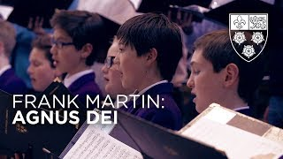 Frank Martin: Agnus Dei | The Music of King's: Choral Favourites from Cambridge