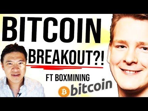 BITCOIN BREAKOUT SOON?! 😳 Altseason, China, Hong Kong, Tether Yuan - Ft Boxmining