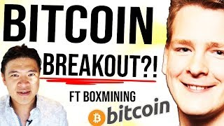 BITCOIN BREAKOUT SOON?! 😳 Altseason, China, Hong Kong, Tether Yuan - ft Boxmining