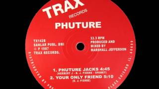 PHUTURE - ACID TRACKS (1987) VINYL