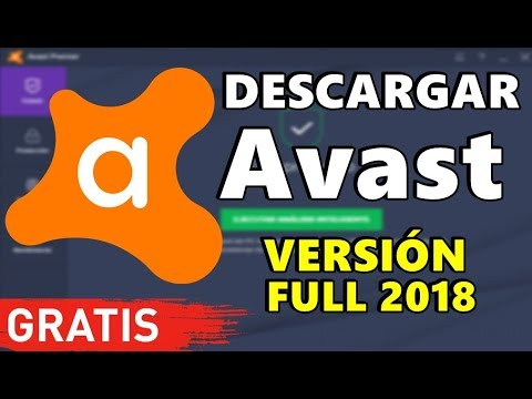 DESCARGAR Antivirus AVAST VERSIÓN FULL 2017 GRATIS [Licencia de por vida]