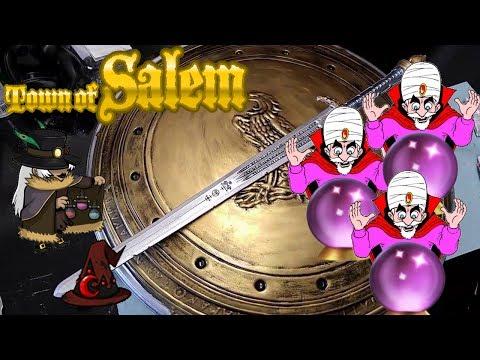 Town of Salem: Deflecting Suspicion