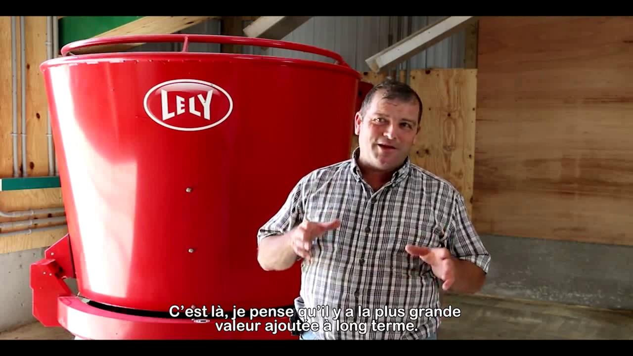 Lely Vector – Témoiganges sur les résultats (Français)