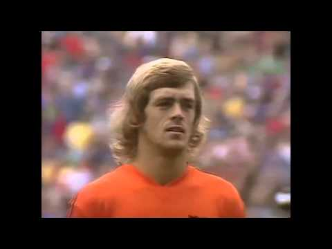 Anthems of the Netherlands and Germany - 1974 WC Final