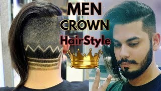How To Get A Crown  Undercut HairStyle For Men | Ft. Mister Pompadour | Asad Ansari