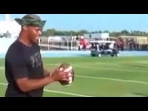 Cam Newton Clowns Tom Brady Over Deflategate