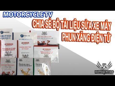 Chia Sẽ Tài Liệu Sửa Xe Máy | Motorcycles TV
