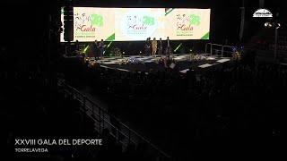 XXVIII GALA DEL DEPORTE DE TORRELAVEGA