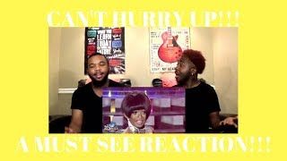 """TNT BOYS AS THE SUPREMES """"CAN'T HURRY LOVE"""" A MUST SEE REACTION!!! (CJ AND TRAYLOVE)"""