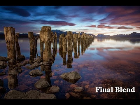 Photoshop Tutorial - Blending Exposures With Luminosity Masks
