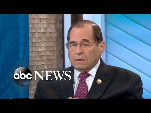Rep. Jerry Nadler on Mueller report fallout, possibility of impeachment