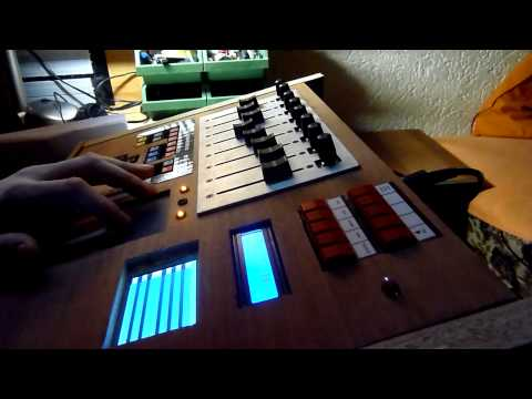 Arduino Midi Sequencer AM808 VX3 - Make the rest of a song - Video 2