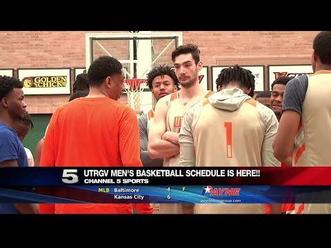 UTRGV Mens Basketball Schedule