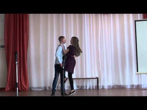 Танец Мисс Школы 2014 КОГОБУ СОШ с УИОП г.Белой Холуницы