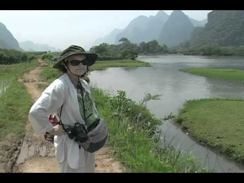 Overland Southwest China 1 'Yangshuo and hiking the Yulong River'