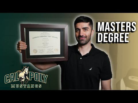 My Computer Science Masters Degree in 9 Minutes