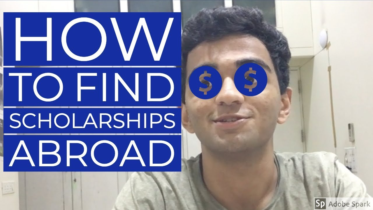 Get a Scholarship to study in USA - YouTube