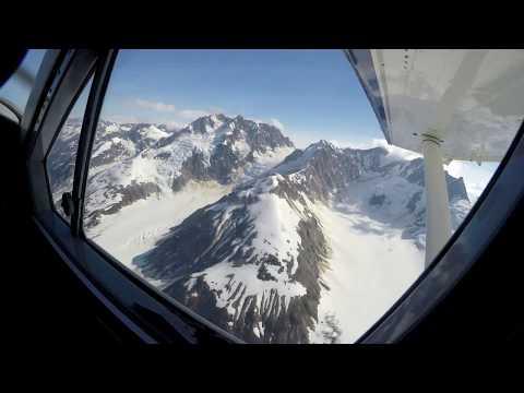 Glacier Bay Flightseeing
