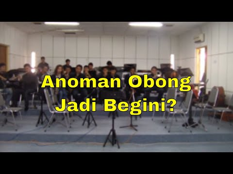 Anoman Obong by Himasik Wind Orchestra