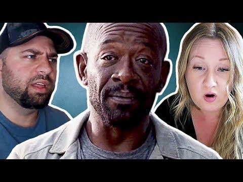 Fans React to Fear the Walking Dead Season 5B Comic Con Trailer