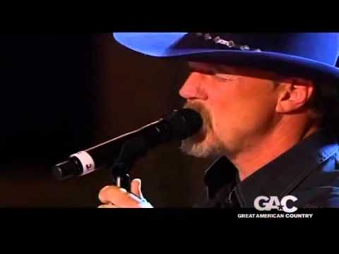 "Trace Adkins ~ ""Sunday Morning Coming Down"""