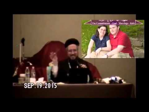 Fr. Dawood Lamey Sermon 09/19/2015 (Session #4) - Dallas Family Retreat 2015