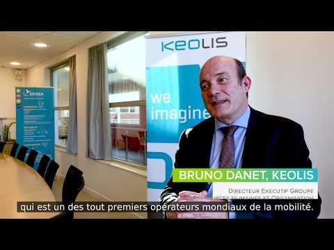Keolis, partenaire de l'ESTACA pour la mobilité durable