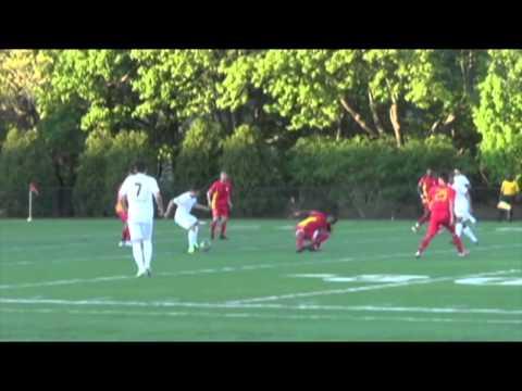 Goals v Rhode Island Reds