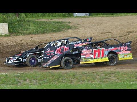 Econo Mod Heat Two | Eriez Speedway | 6-9-19