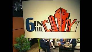 SIX IN THE CITY May 23 2017